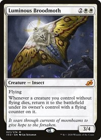 Luminous Broodmoth (Foil)