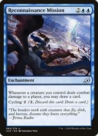 Reconnaissance Mission, Magic: The Gathering, Ikoria: Lair of Behemoths