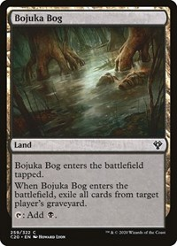 Bojuka Bog, Magic: The Gathering, Commander 2020