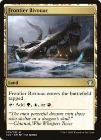 Frontier Bivouac, Magic: The Gathering, Commander 2020