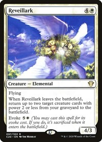 Reveillark, Magic: The Gathering, Commander 2020