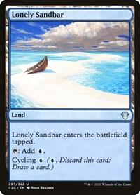 Lonely Sandbar