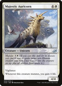 Majestic Auricorn, Magic: The Gathering, Ikoria: Lair of Behemoths