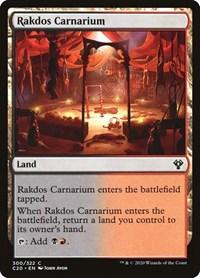 Rakdos Carnarium, Magic: The Gathering, Commander 2020