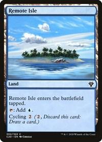 Remote Isle, Magic: The Gathering, Commander 2020
