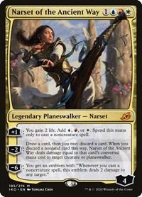 Narset of the Ancient Way, Magic: The Gathering, Ikoria: Lair of Behemoths