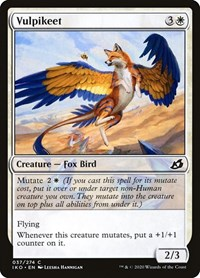 Vulpikeet, Magic: The Gathering, Ikoria: Lair of Behemoths