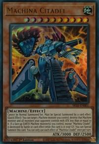 Machina Citadel, YuGiOh, Structure Deck: Mechanized Madness