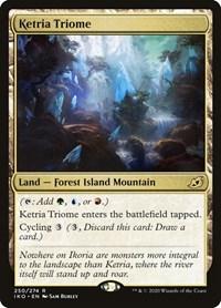 Ketria Triome, Magic: The Gathering, Ikoria: Lair of Behemoths