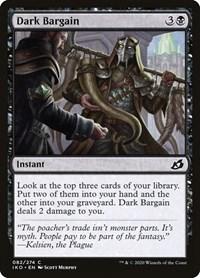Dark Bargain, Magic: The Gathering, Ikoria: Lair of Behemoths