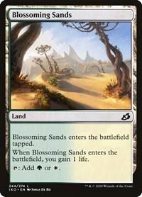 Blossoming Sands, Magic, Ikoria: Lair of Behemoths