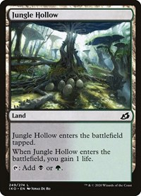 Jungle Hollow, Magic, Ikoria: Lair of Behemoths