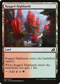 Rugged Highlands, Magic, Ikoria: Lair of Behemoths