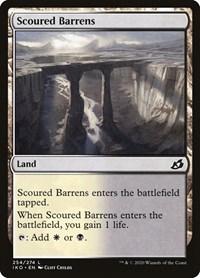 Scoured Barrens, Magic, Ikoria: Lair of Behemoths