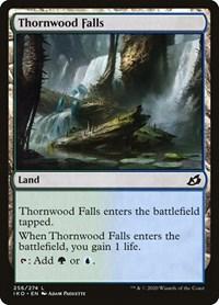 Thornwood Falls, Magic: The Gathering, Ikoria: Lair of Behemoths
