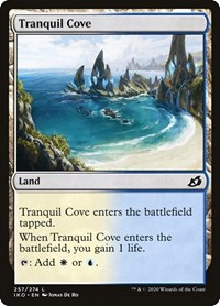 Tranquil Cove, Magic, Ikoria: Lair of Behemoths