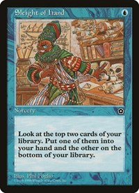 Sleight of Hand, Magic: The Gathering, Portal Second Age