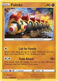 Falinks, Pokemon, SWSH02: Rebel Clash