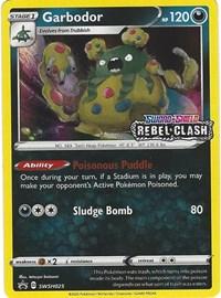 Garbodor - SWSH025 (Prerelease Promo), Pokemon, SWSH: Sword & Shield Promo Cards