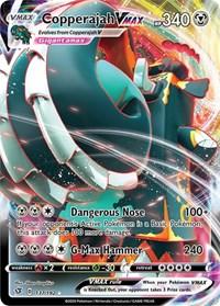 Copperajah VMAX, Pokemon, SWSH02: Rebel Clash