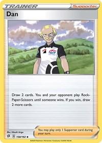 Dan, Pokemon, SWSH02: Rebel Clash