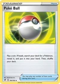 Poke Ball, Pokemon, SWSH02: Rebel Clash
