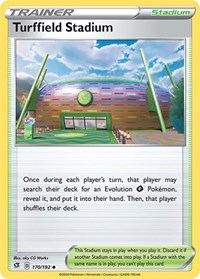 Turffield Stadium, Pokemon, SWSH02: Rebel Clash
