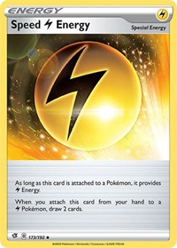 Speed L Energy, Pokemon, SWSH02: Rebel Clash