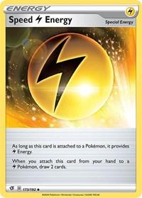 Speed L Energy, Pokemon, SWSH02: Rebel Clash