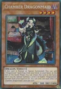 Chamber Dragonmaid, YuGiOh, Eternity Code