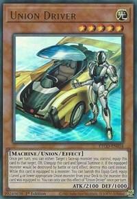 Union Driver, YuGiOh, Eternity Code