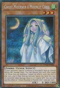 Ghost Mourner & Moonlit Chill, YuGiOh, Eternity Code