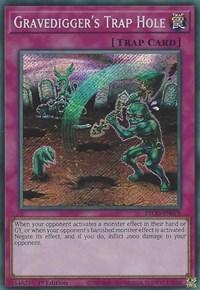 Gravedigger's Trap Hole, YuGiOh, Eternity Code