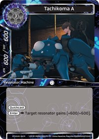 Tachikoma A Ghost In The Shell Sac 2045 Force Of Will Online Gaming Store For Cards Miniatures Singles Packs Booster Boxes
