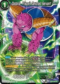 Dodoria, Frieza's Devoted Servant, Dragon Ball Super CCG, Rise of the Unison Warrior