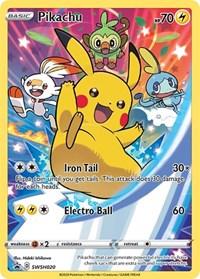 Pikachu - SWSH020, Pokemon, SWSH: Sword & Shield Promo Cards