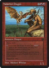 Nalathni Dragon, Magic: The Gathering, Media Promos