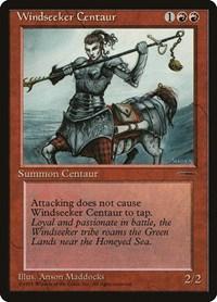 Windseeker Centaur, Magic: The Gathering, Media Promos