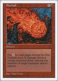 Fireball, Magic: The Gathering, Fifth Edition