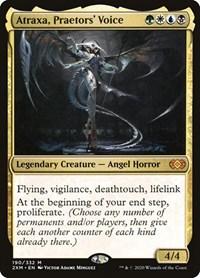 Atraxa, Praetors' Voice, Magic: The Gathering, Double Masters