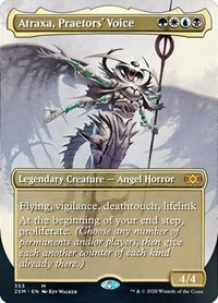 Atraxa, Praetors' Voice (Showcase)