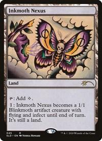 Inkmoth Nexus, Magic: The Gathering, Secret Lair Drop Series