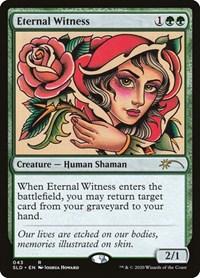 Eternal Witness, Magic: The Gathering, Secret Lair Drop Series