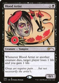 Blood Artist, Magic: The Gathering, Secret Lair Drop Series