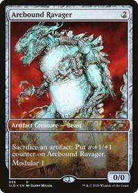 Arcbound Ravager, Magic: The Gathering, Secret Lair Drop Series