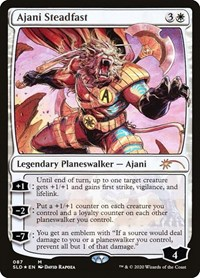 Ajani Steadfast, Magic: The Gathering, Secret Lair Drop Series