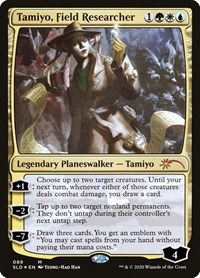 Tamiyo, Field Researcher, Magic: The Gathering, Secret Lair Drop Series