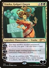 Vraska, Golgari Queen, Magic: The Gathering, Secret Lair Drop Series
