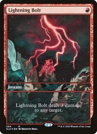 Lightning Bolt (084), Magic: The Gathering, Secret Lair Drop Series