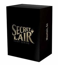 Secret Lair Drop: Summer Superdrop - Mountain, Go, Magic: The Gathering, Secret Lair Drop Series